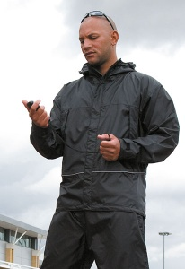 Herenjas Result Waterproof 2000 Pro-Coach Jacket